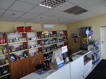 Miejskie Przedsiębiorstwo Komunikacji stacja CNG