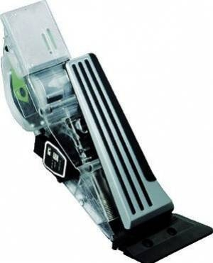 Accelerator Force Feedback Pedal