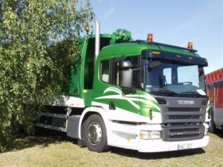 Scania Low Entry Hybrid