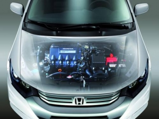 Integrated Motor Assist w Hondzie Insight