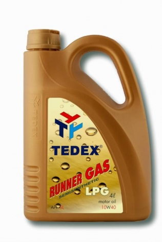 Olej Tedex Runner Gas
