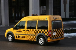 Transit Connect Taxi CNG