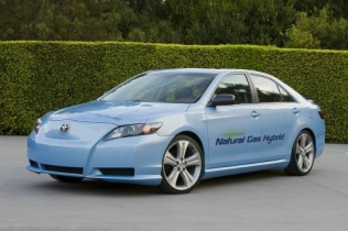 CNG Camry Hybrid Concept