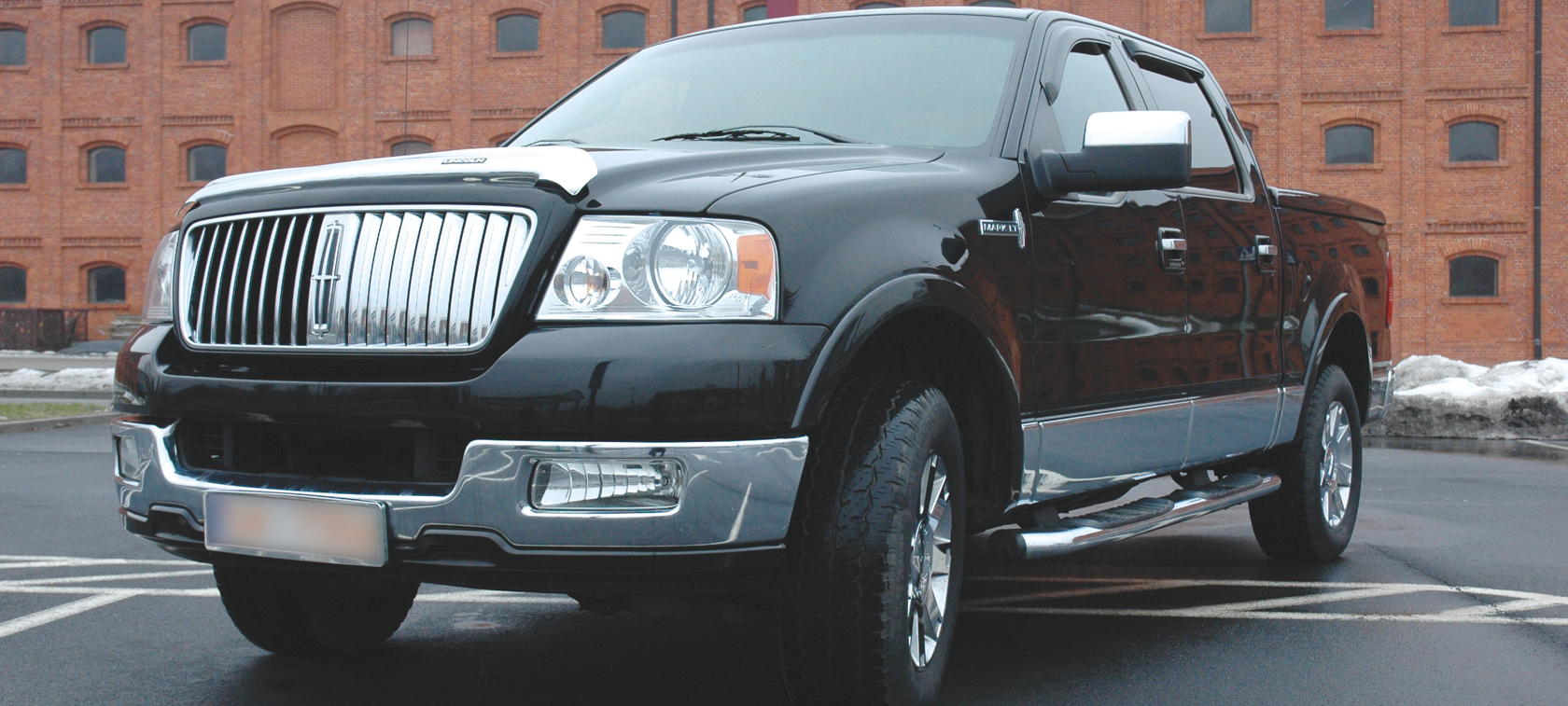 Lincoln Mark LT od Nagaz