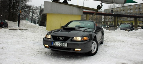 Ford Mustang GT od On Gas