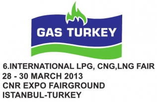 Gas Turkey 2013 - logo