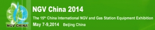 Logo NGV China 2014