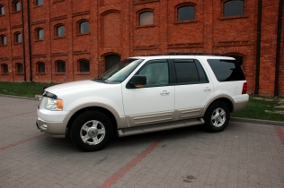 Ford Expedition II generacji