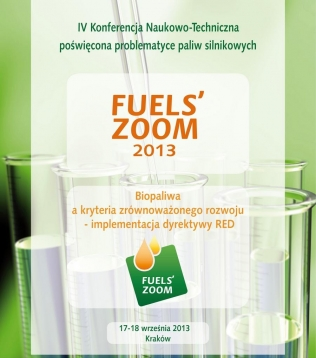 Fuels' Zoom 2013