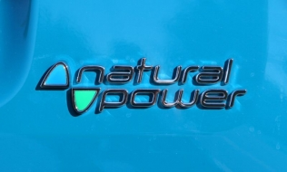 logo Fiat Natural Power