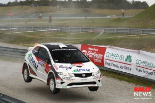 Honda Civic Elpigaz Rally Team