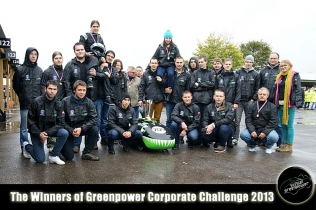 Silesian Greenpower i jej bolid Shark SG2013