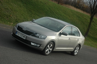 Skoda Rapid TwinPower