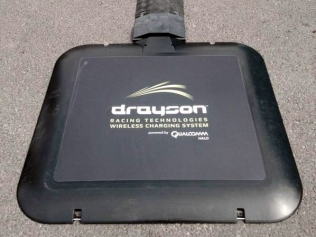 VCU Vehicle Charging Unit Wireless Charging System Drayson Racing Technologies