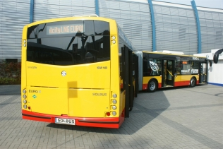 Solbus Solcity LNG Euro 6