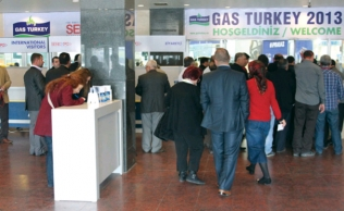 Gas Turkey 2013