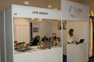 Stoisko LPG GROUP