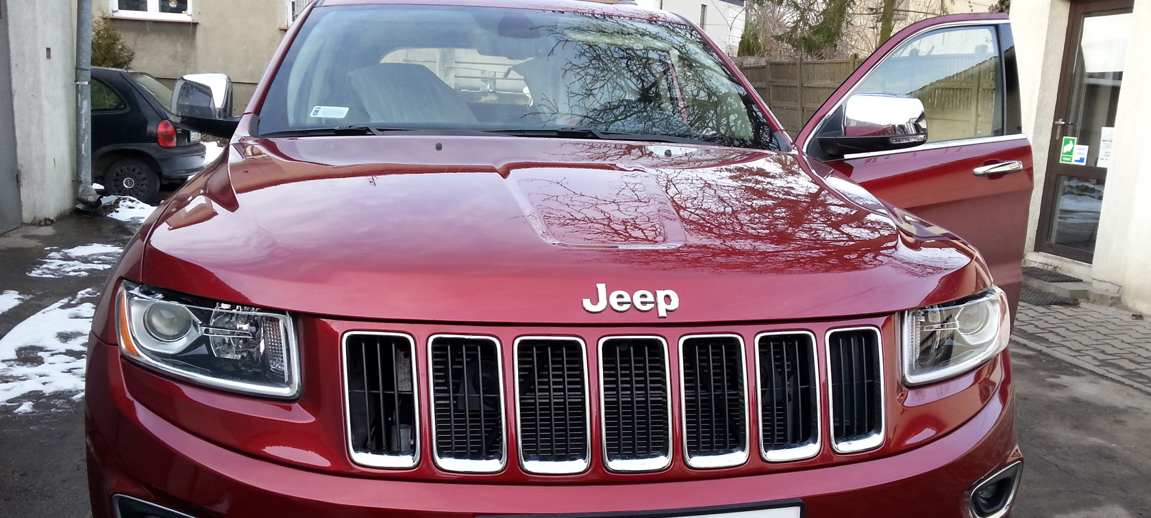 Jeep Grand Cherokee od Kam-Tech Auto na Gaz