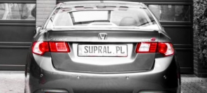 Honda Accord Type S i STAG-4 QBOX PLUS od Supral