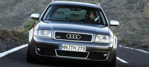 Audi RS6 i STAG-300 ISA2 od Auto-Mar