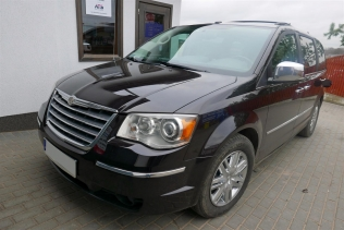Chrysler Town & Country LPG