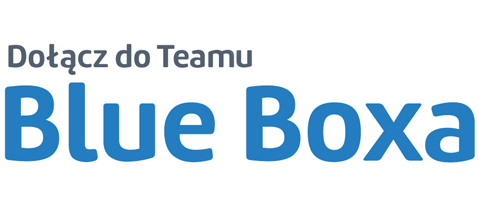 Dołącz do Teamu Blue Boxa