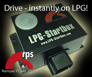 Rempel Power Systems - LPG Startbox