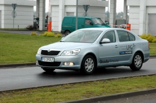 Skoda Octavia Twin Power