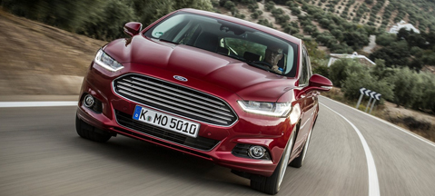 Ford Mondeo z systemem Omegas Direct