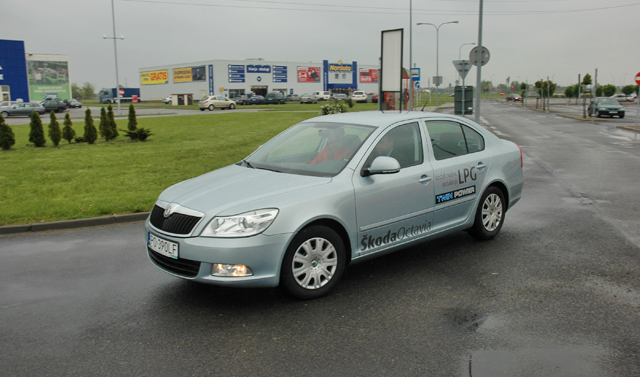 Skoda Octavia Twin Power LPG