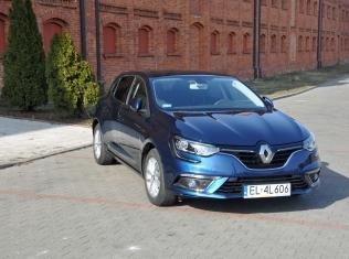 Renault Megane 1.3 TCE zLPG od KME