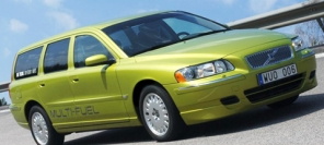 Volvo V70 Multi-Fuel - multitalent
