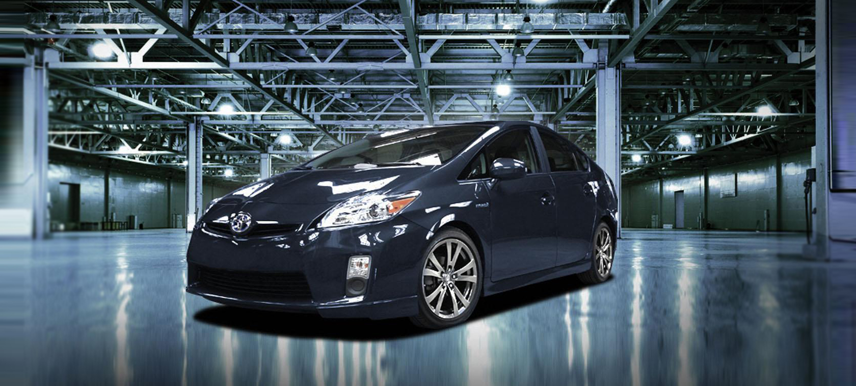 Toyota Prius PLUS Performance Package - plus za wygląd
